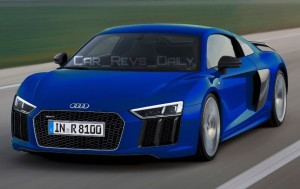 2016 Audi R8 V10 Plus - Digital Colorizer 42