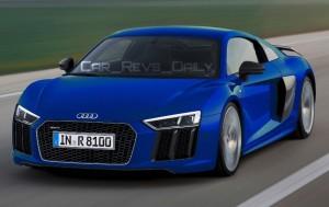 2016 Audi R8 V10 Plus - Digital Colorizer 42