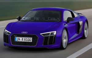 2016 Audi R8 V10 Plus - Digital Colorizer 43