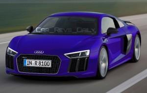 2016 Audi R8 V10 Plus - Digital Colorizer 43