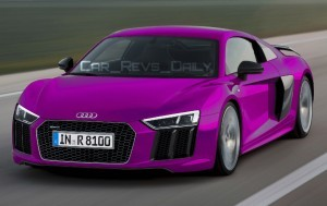 2016 Audi R8 V10 Plus - Digital Colorizer 44