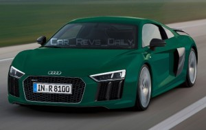 2016 Audi R8 V10 Plus - Digital Colorizer 45