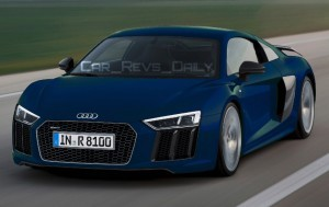 2016 Audi R8 V10 Plus - Digital Colorizer 47