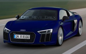 2016 Audi R8 V10 Plus - Digital Colorizer 48