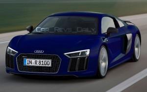 2016 Audi R8 V10 Plus - Digital Colorizer 48