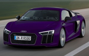 2016 Audi R8 V10 Plus - Digital Colorizer 49
