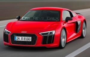 2016 Audi R8 V10 Plus - Digital Colorizer 5