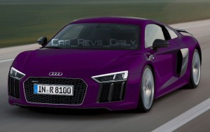2016 Audi R8 V10 Plus - Digital Colorizer 50