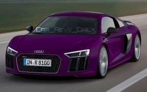 2016 Audi R8 V10 Plus - Digital Colorizer 50