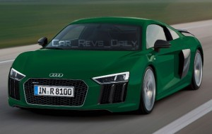 2016 Audi R8 V10 Plus - Digital Colorizer 51