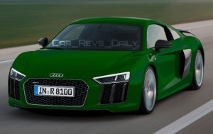 2016 Audi R8 V10 Plus - Digital Colorizer 52