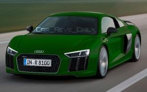 2016 Audi R8 V10 Plus - Digital Colorizer 53