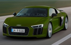 2016 Audi R8 V10 Plus - Digital Colorizer 54