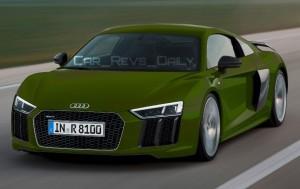 2016 Audi R8 V10 Plus - Digital Colorizer 54