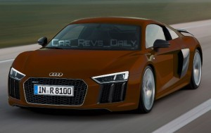 2016 Audi R8 V10 Plus - Digital Colorizer 55