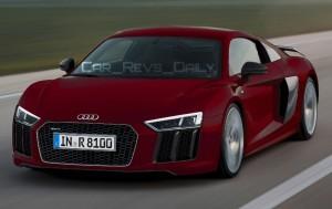 2016 Audi R8 V10 Plus - Digital Colorizer 56