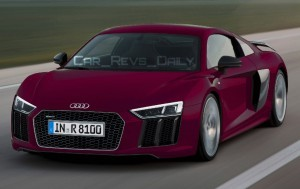 2016 Audi R8 V10 Plus - Digital Colorizer 57