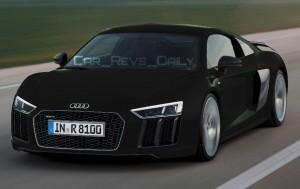 2016 Audi R8 V10 Plus - Digital Colorizer 58