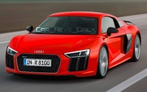 2016 Audi R8 V10 Plus - Digital Colorizer 6