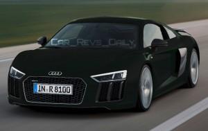 2016 Audi R8 V10 Plus - Digital Colorizer 60