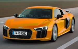 2016 Audi R8 V10 Plus - Digital Colorizer 8
