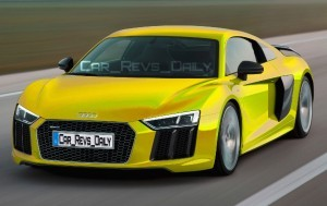 2016 Audi R8 V10 Plus - Digital Colorizer 9