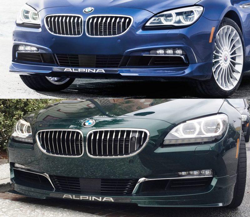ALPINA B6 xDrive Gran Coupé LCI