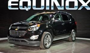 2016 Chevrolet Equinox  1