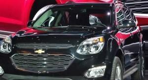 2016 Chevrolet Equinox  11