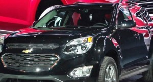 2016 Chevrolet Equinox  12