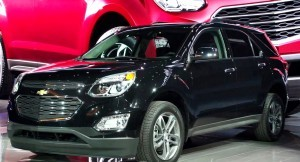2016 Chevrolet Equinox  14