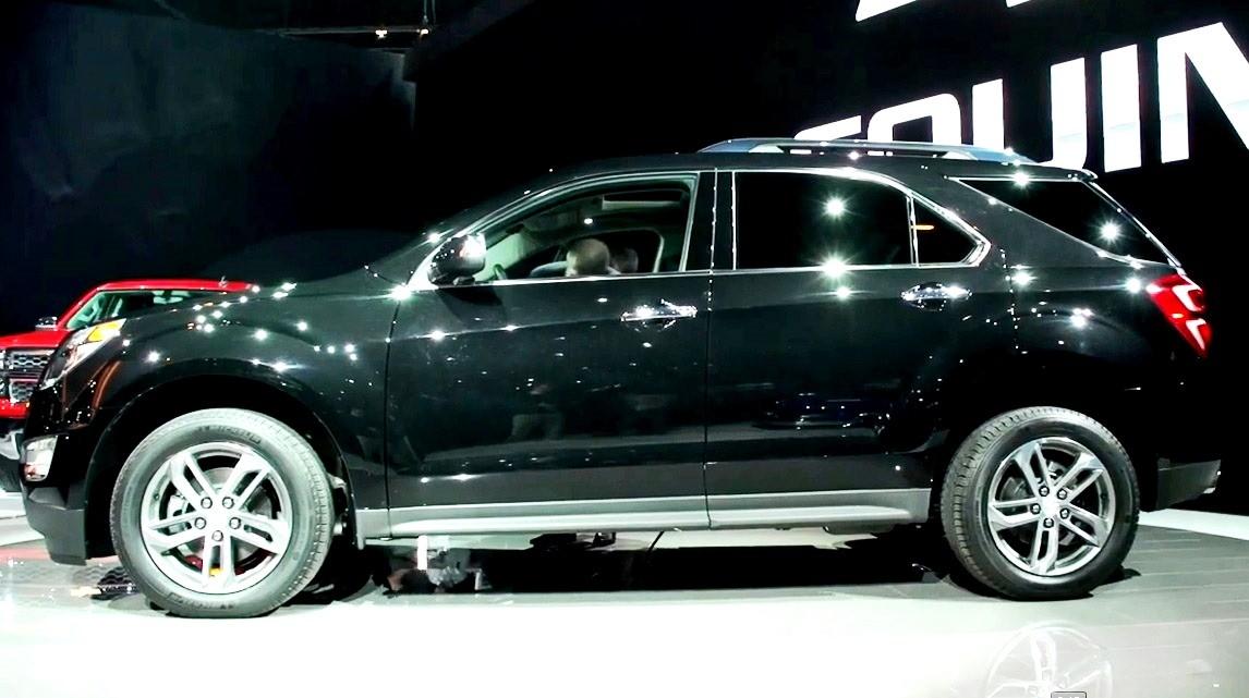Chevy Equinox For Sale >> 2016 Chevrolet EQUINOX