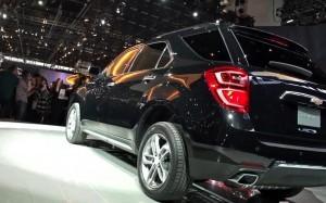 2016 Chevrolet Equinox  17