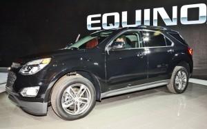 2016 Chevrolet Equinox  2