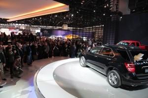 2016 Chevrolet Equinox  28