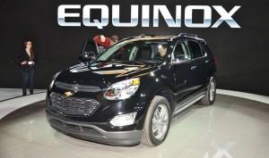 2016 Chevrolet Equinox  3