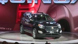 2016 Chevrolet Equinox  6