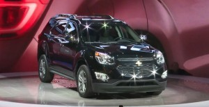 2016 Chevrolet Equinox  7