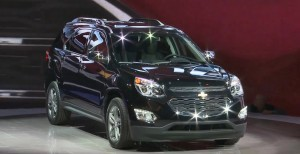 2016 Chevrolet Equinox  8