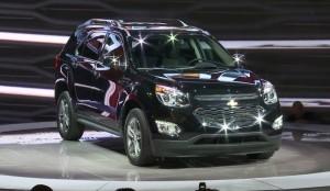 2016 Chevrolet Equinox  9