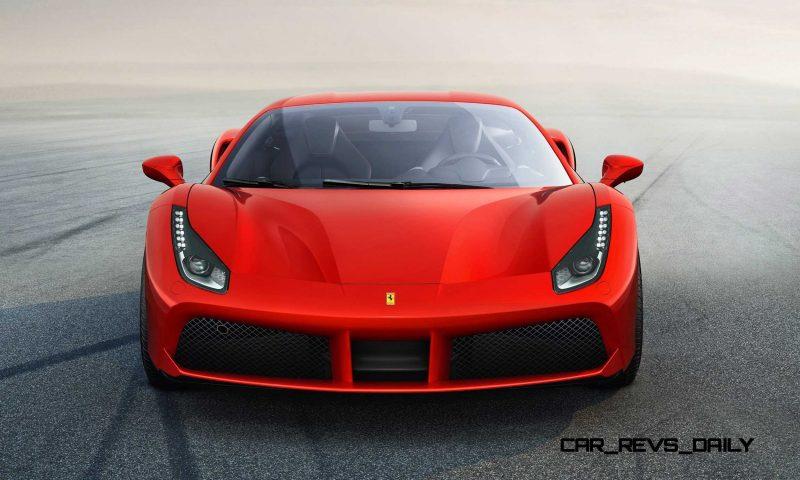 2016 Ferrari 488 GTB 14