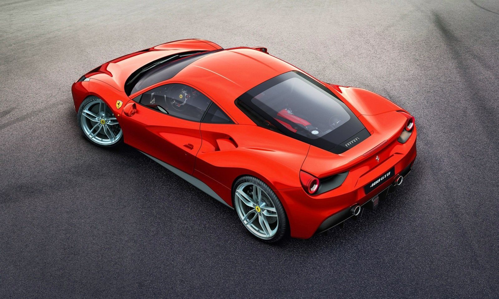 2016 Ferrari 488 GTB 3