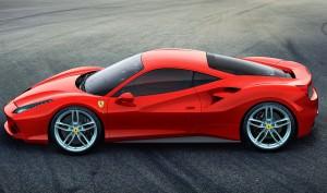 2016 Ferrari 488 GTB 5