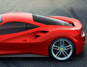 2016 Ferrari 488 GTB 6