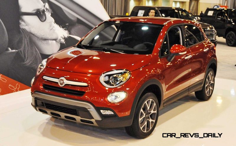2016 Fiat 500X Pricing, Colors and Real-Life Photos 22