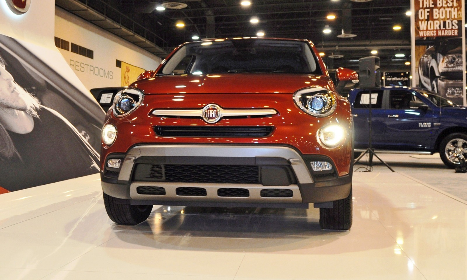 2016 Fiat 500X Pricing, Colors and Real-Life Photos 24