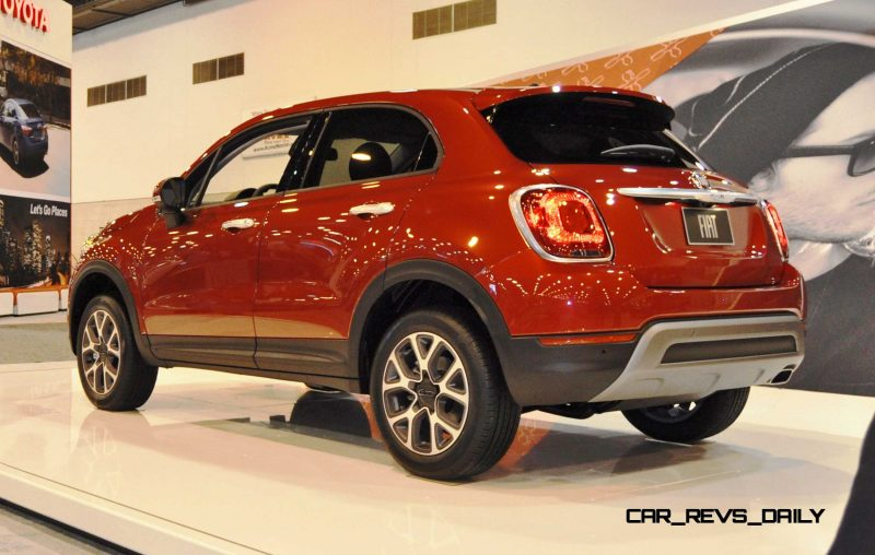 2016 Fiat 500X Pricing, Colors and Real-Life Photos 27