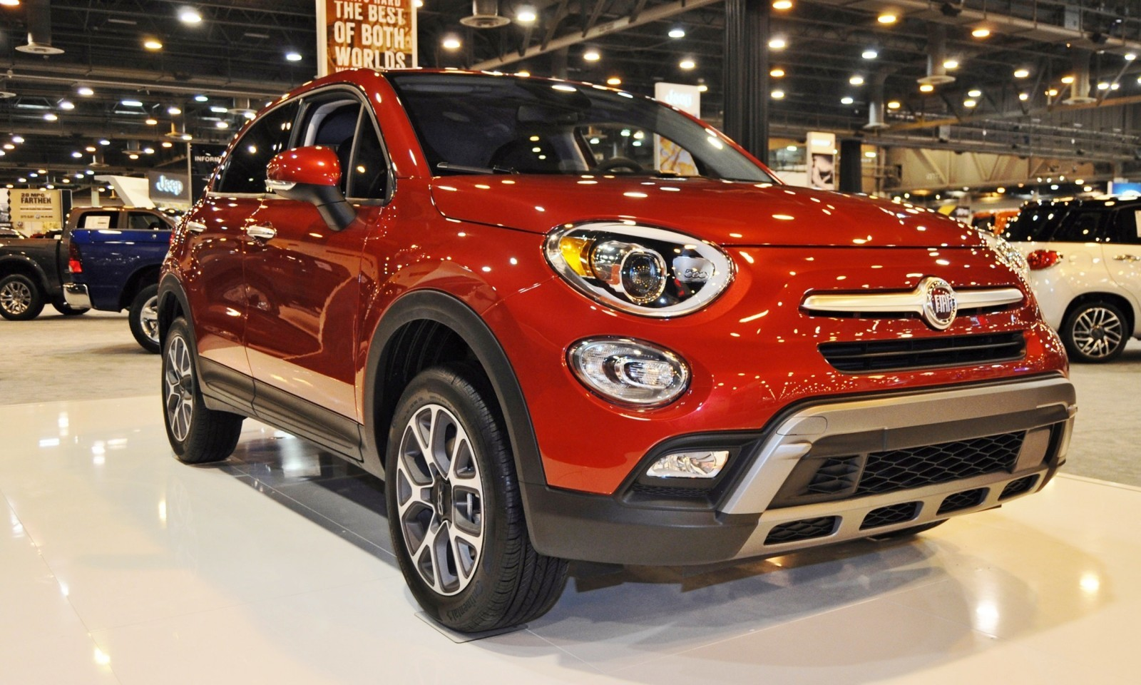 2016 Fiat 500X Pricing, Colors and Real-Life Photos 30