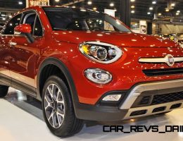 2016 Fiat 500X Pricing, Colors and Real-Life Photos!