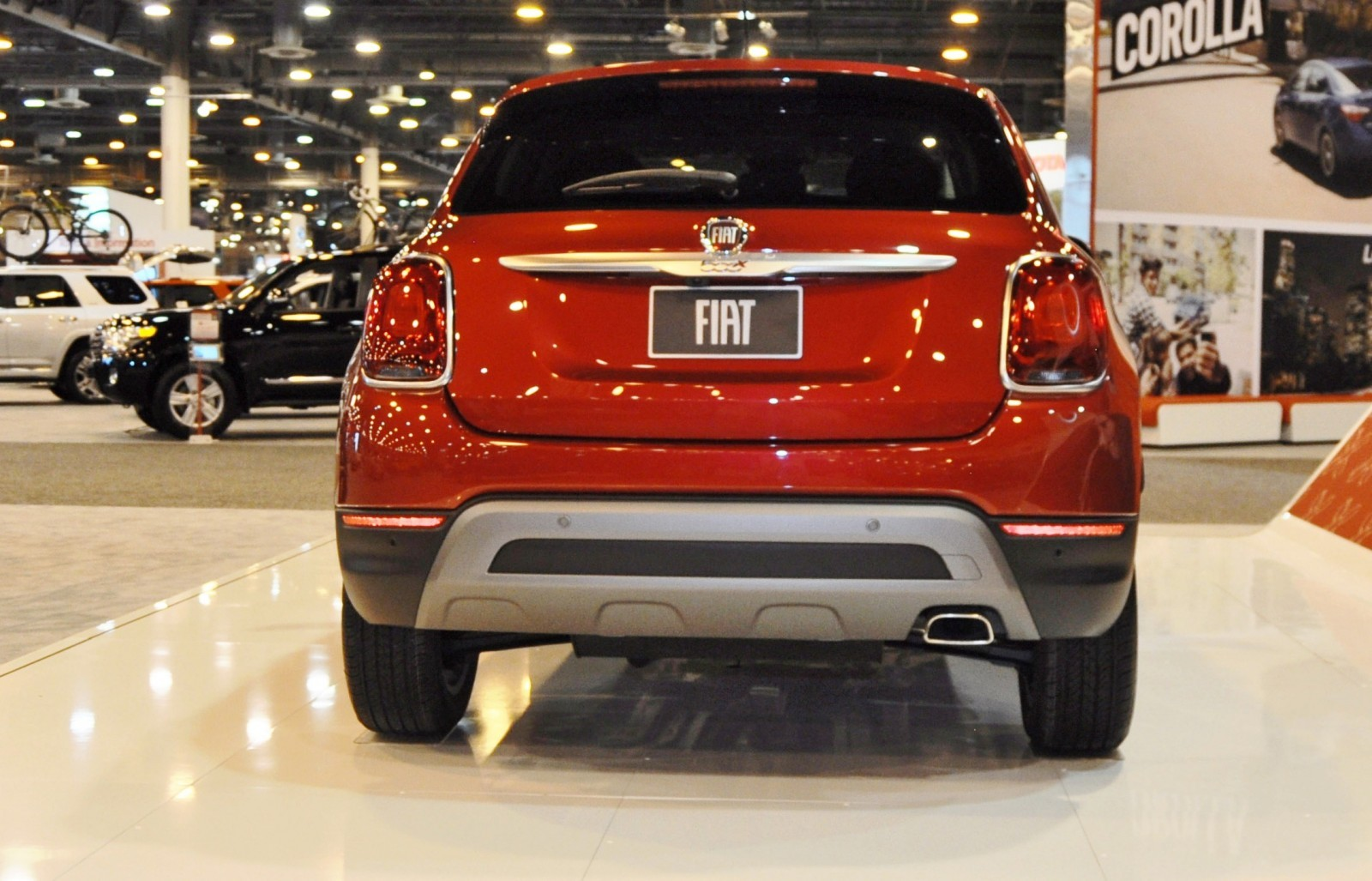 2016 Fiat 500X Pricing, Colors and Real-Life Photos 35